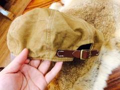 帽子のベルト