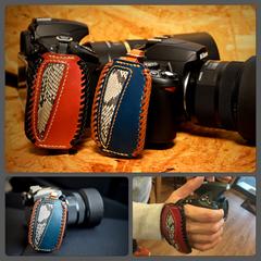 カメラ ハンドストラップ